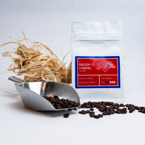 Kawa English Caramel 1kg
